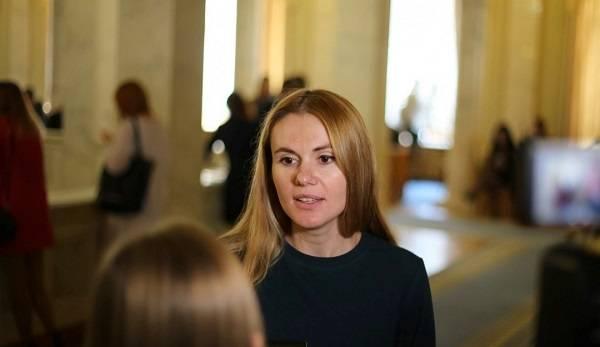 Анна Скороход сообщила, что в «Слуге народа» говорят депутатам, как нужно голосовать