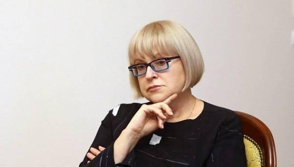 Печерский райсуд восстановил Амосову в должности ректора университета Богомольца и постановил выплатить ей 300 тыс. компенсации