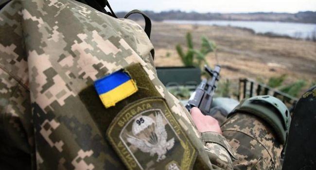 В штабе ООС ответили на обвинения боевиков в обстреле их санитарной машины