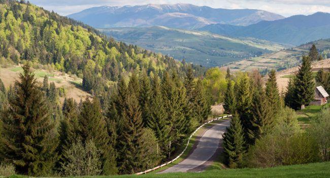 В Западной Украине собираются возродить популярный туристический маршрут