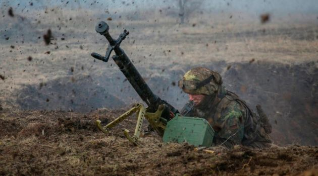 «Несмотря на письменную клятву»: В ООС рассказали о продолжающихся обстрелах