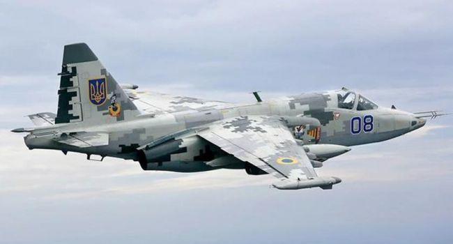 ВВС ВСУ срочно подняли штурмовую авиацию в небо над Херсонской областью