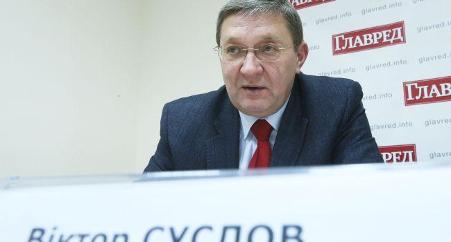 «Толпа случайных людей, выдвигающая идеи и лозунги»: Суслов прокомментировал кадровую политику Зеленского