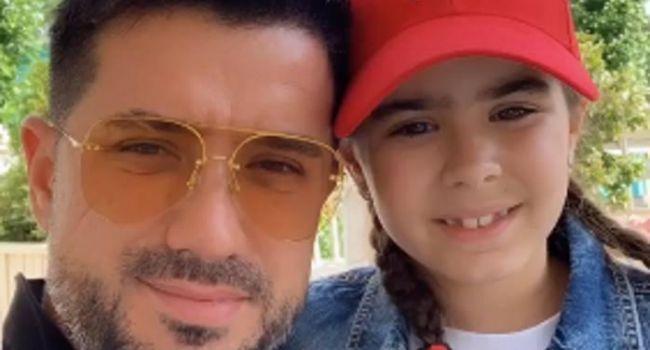 Экс-супруг Ани Лорак показал, кто занимается воспитанием их совместной дочери