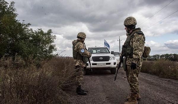 В ОБСЕ заметили рост количества обстрелов на Донбассе