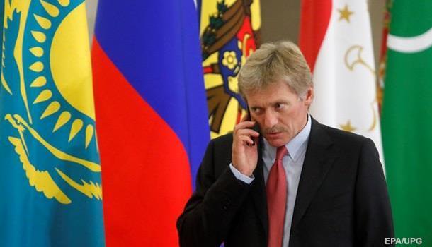 Песков заявил, что иски по газу делают невозможными переговоры с Украиной