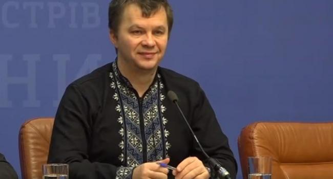 «Парад дебилов уже утомил»: Бужанский прокомментировал заявление Милованова о голосовании за Порошенко