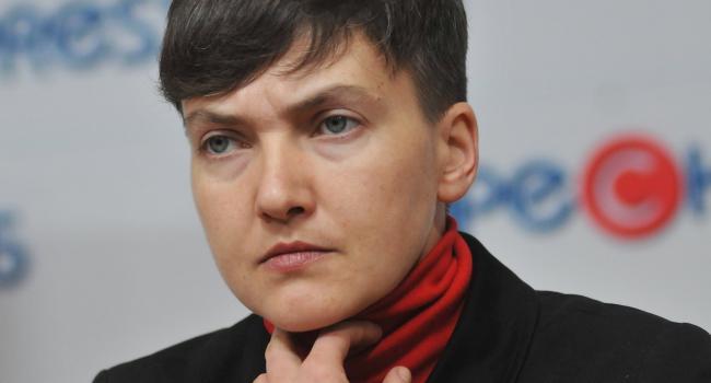 «Новые политики будут воровать так же, как и их предшественники»: Савченко прошлась по нынешней власти
