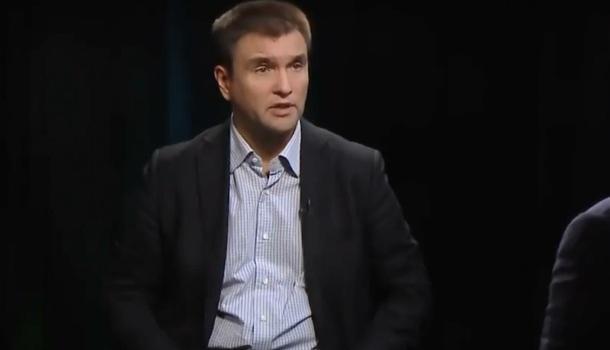 «Швырнул в него документами»: Климкин рассказал об эмоциональной перепалке с Лавровым