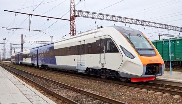 Из Киева в «Борисполь» запускают новый поезд