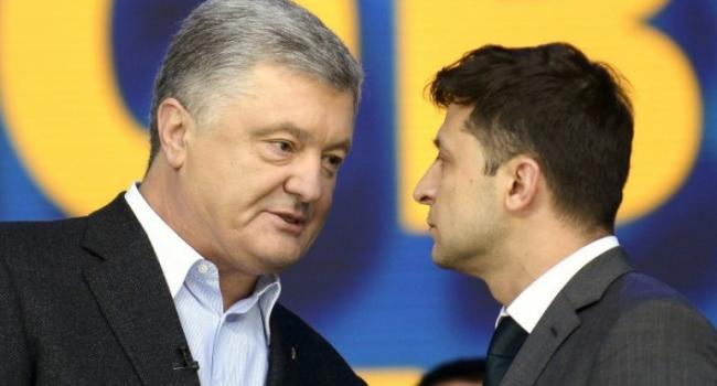 Петр Порошенко обратился к президенту Украины Зеленскому из-за обысков