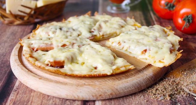 Пицца-минутка: полезный рецепт самого любимого итальянского блюда