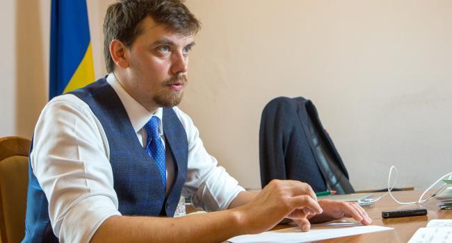 Гончарук пообещал достроить все мосты в Запорожье за два года