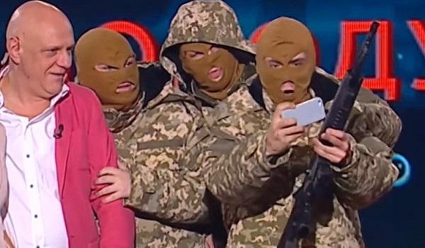 Эксперт прокомментировала вчерашний «захват террористами» телеканала «Прямой»: Порошенко не отказался от технологии страха
