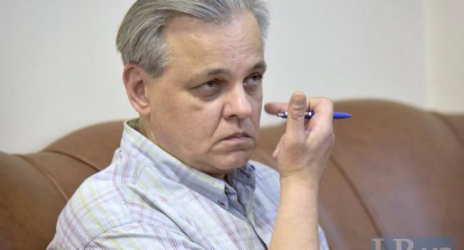 Политолог: то, что вчера озвучил Сергей Рахманин должен был уже давно сказать президент