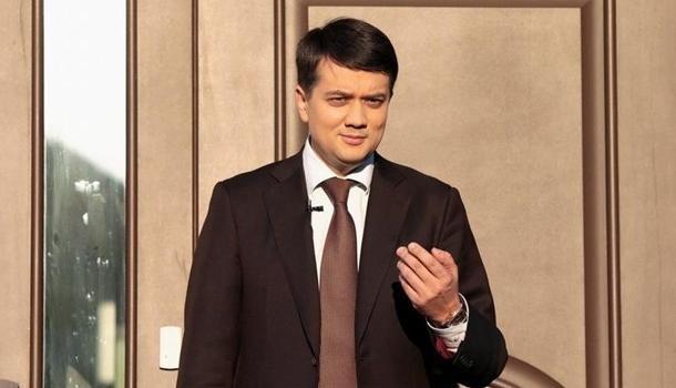 Спикер Рады Разумков созвонился с главой Бундестага из-за «Северного потока – 2»