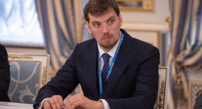 «Такого еще не было»: Гончарук рассказал о влиянии олигархов на власть Украины