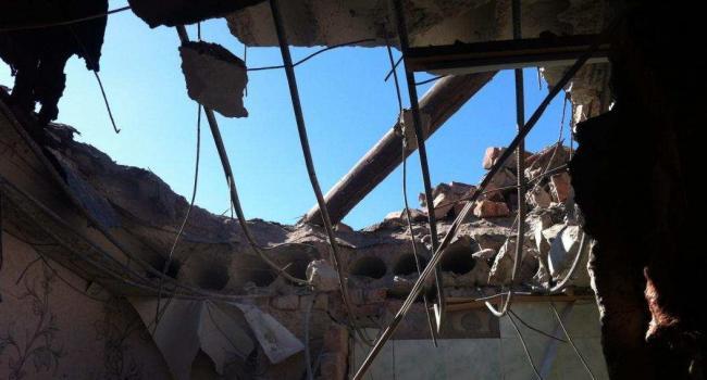 Люди лишаются своих домов: В Горловке из-за обстрелов страдают мирные граждане