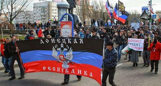 Политолог: в Москве ждали заявления партии «Голос» о выходе из Минских соглашений