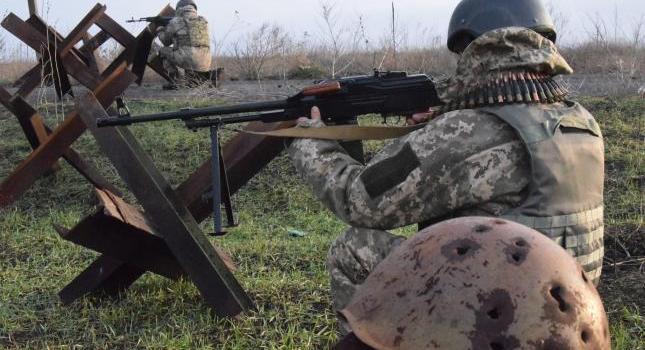 Ситуация на Донбассе: В штабе ООС обнародовали вечернюю сводку о потерях ВСУ