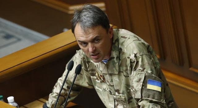 В СБУ на допрос срочно вызвали бывшего командира батальона «Айдар»