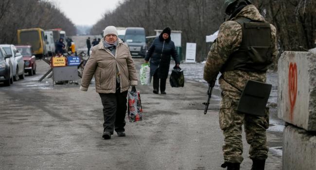 Отгородиться от оккупированной части Донбасса стеной не получится, поскольку прекращение обстрелов зависит от России - мнение