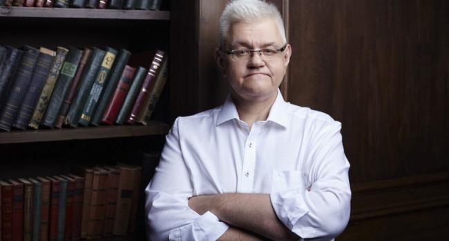 Телеведущая: мечтателю Сивохо будет полезно вспомнить и о меде, и пенсионерах с ОРДЛО от 16 января 2015 года
