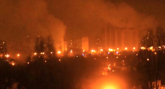 «Проснулись от грохота»: Жители Донецка вновь жалуются на сильные бои в городе