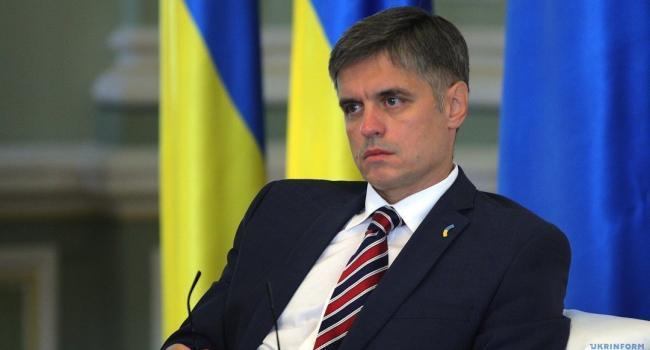 Пристайко прокомментировал встречу Владимира Зеленского с Путиным в Казахстане