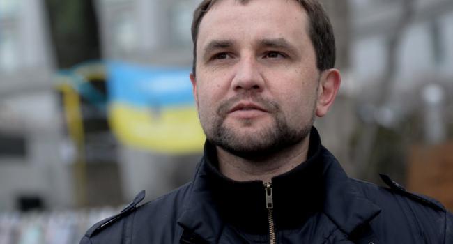 Владимир Вятрович стал депутатом Верховной Рады вместо сложившей с себя депутатские полномочия Ирины Луценко