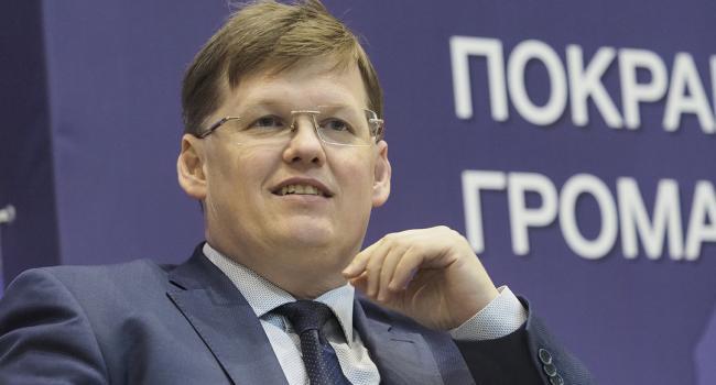 «Они пробудут максимум 6 месяцев»: Розенко анонсировал отставку Кабмина Гончарука