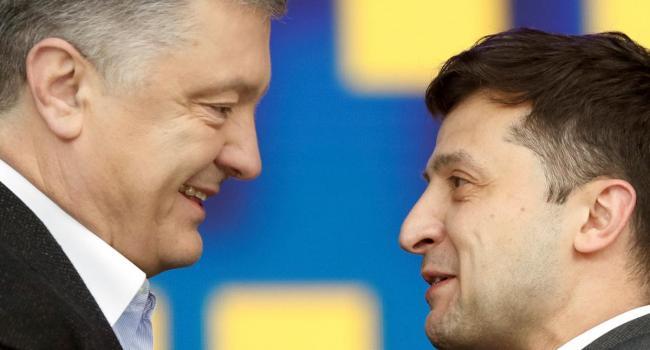 «Сговор Порошенко и Зеленского»: Портнов заявил, что в Раде создается коалиция из «Слуги народа» и «Европейской солидарности»