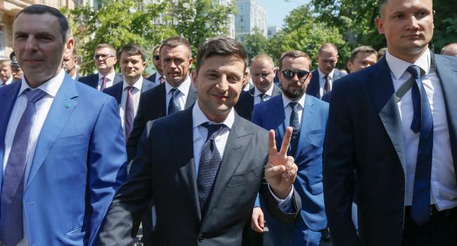 Политолог: команда Зеленского допустила очередной факап, полиграф здесь не поможет