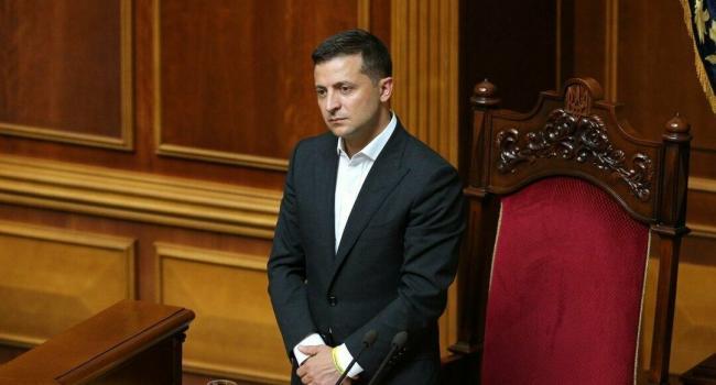 Богданов: достойный поступок – Зеленский сам поехал в Раду уговаривать свою фракцию поддержать рынок земли