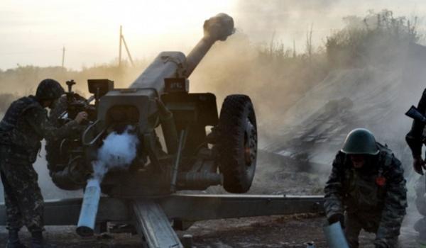 Используют минометы и артиллерию: боевики в очередной раз нагло нарушили перемирие на Донбассе