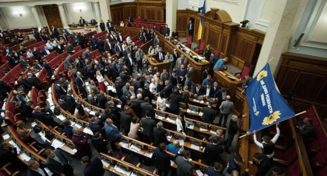 Журналист: это и есть тот самый карикатурный «политикум», который уже четверть века не дает Украине стать хотя бы Польшей
