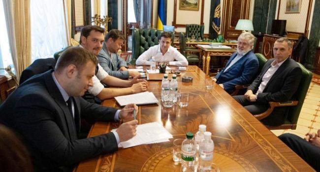 «Это теневой президент Украины»: Гончаренко прокомментировал решение суда о списании Коломойскому долга перед ПриватБанком