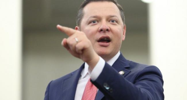 «Это издевательство над здравым смыслом!» Олег Ляшко разнес в пух и прах новый бюджет-2020