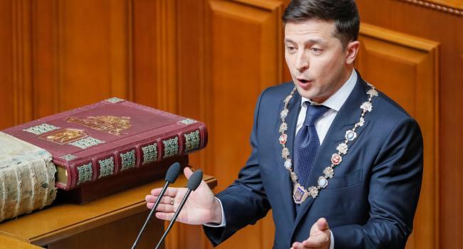Политолог: Зеленский обещал убрать «депутатские деньги», теперь что-то пошло не так, скандальную статью включили в бюджет