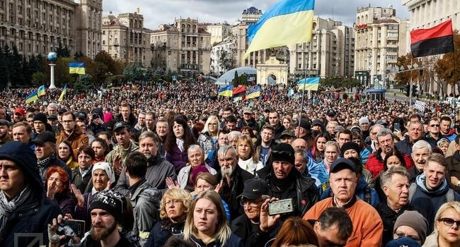 Журналист: Кремль всеми силами будет пытаться исказить народные протесты в Украине