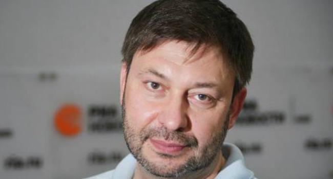 «Режим Зеленского только формируется»: Вышинский рассказал о ситуации в Украине