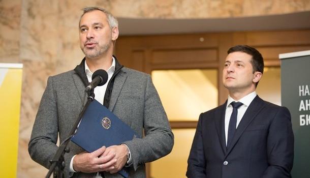 Рябошапка рассказал, как расследуются дела против Порошенко
