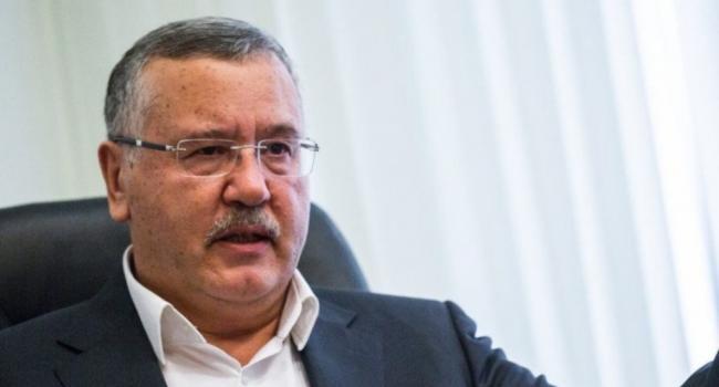«Это точно не на пользу Украине»: Гриценко заявил, что принятый в первом чтении законопроект превратит страну в колонию