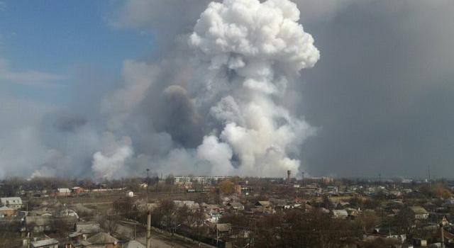 Из-за подрыва боеприпасов в Балаклее погибли два украинских военных, еще два получили ранения