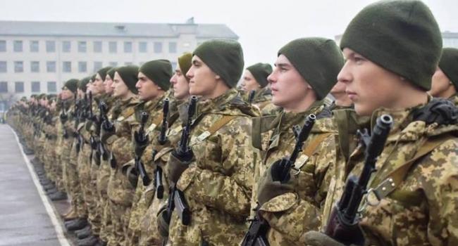 Тыщук: если срочная служба не имеет будущего в Украине, то не будет иметь будущего и сама Украина