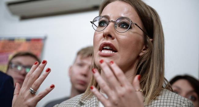 Собчак проверят на экстремизм: Общественникам не понравилось заявление телеведущей о Крыме
