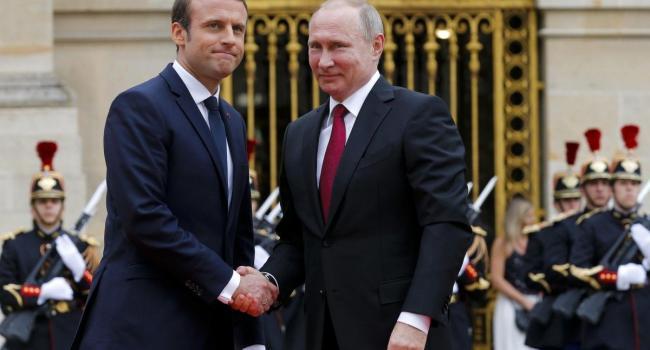 «Он политик, и думает о своем переизбрании»: Елисеев объяснил, почему Макрон идет на сближение с Россией