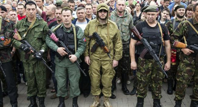 «Армия ДНР несет ежедневно потери. Они брошены на произвол судьбы», - военный из РФ