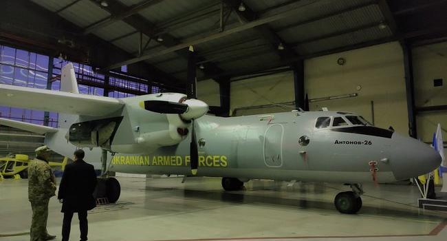 ВСУ получили на баланс новое воздушное судно