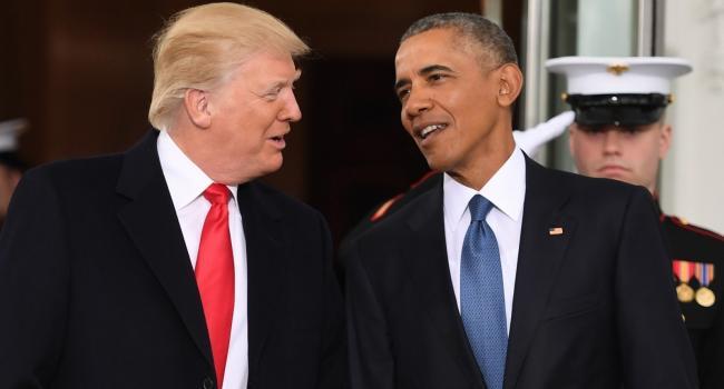 «Обама Украине – подушки, Трамп – деньги»: Белый дом опубликовал занятный снимок